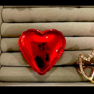 Kate Spade Be Mine Balloon Heart Ring